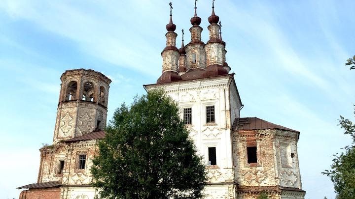 Воскресенский собор. Фото автора