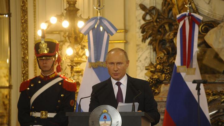 Есть «общий настрой»: Путин рассказал о приоритетах лидеров G20 после саммита