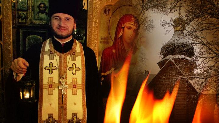 Протоиерей Димитрий Гарчук: Желаем гонителям нашей Церкви, чтобы они были вразумлены от Бога