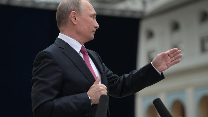 Путин не видел фильм Стоуна о себе - Кремль