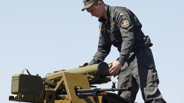 Ранен ополченец ЛНР: Украинские силовики опять нарушили режим прекращения огня