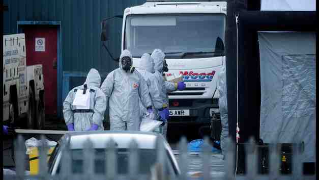 Лондон «одолжит» в России двух подозреваемых по делу отравления «Новичком»