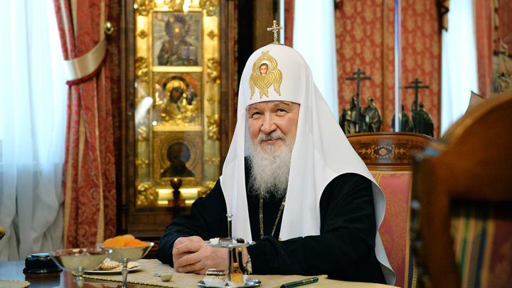 Общность народов сильнее политических распрей: Патриарх Кирилл заявил о единстве России и Украины