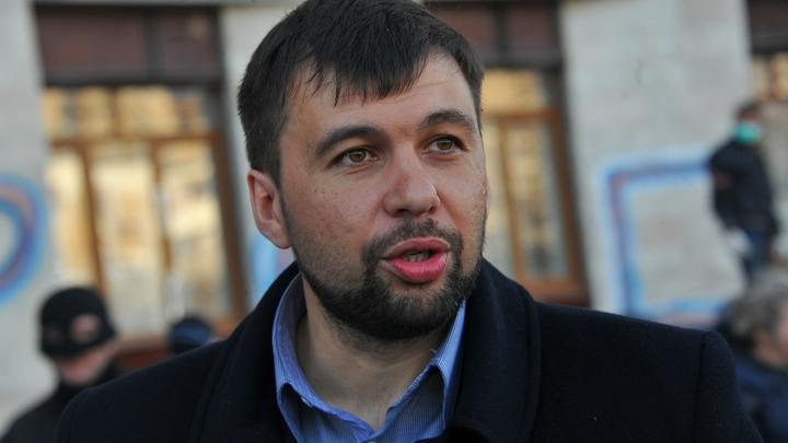 Пушилин обратился в избирком для регистрации на выборах главы ДНР