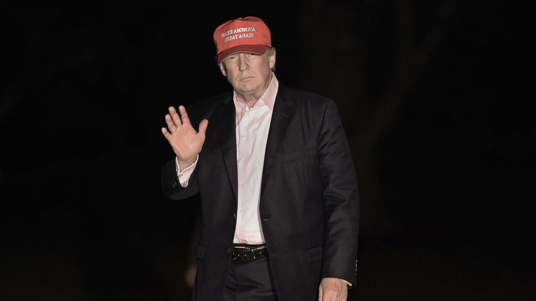 Трамп как президент: 42 новых закона, десятки конференций, сотни телефонных разговоров