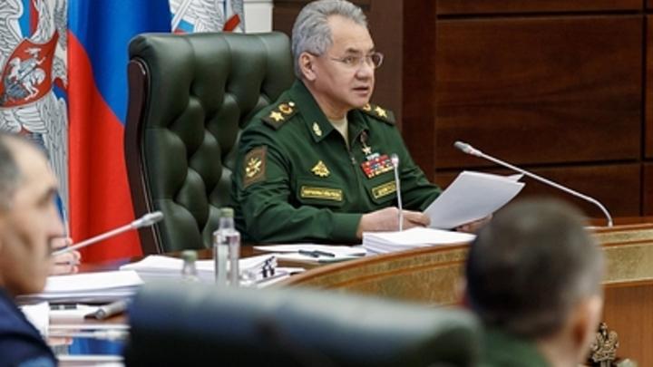 Не последнее столкновение: Шойгу рассказал, где ждать новых провокаций от НАТО
