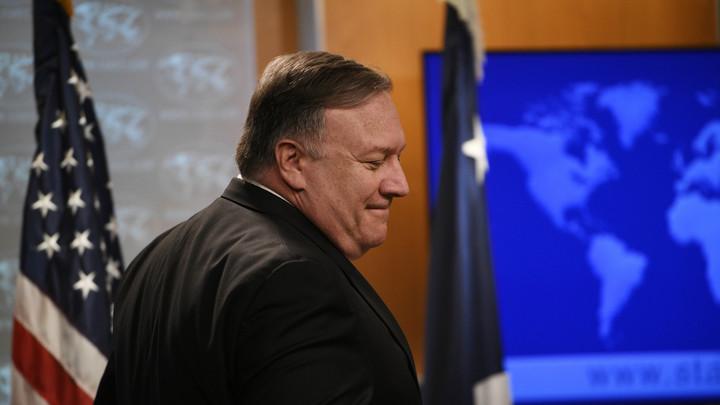 В Германии обозвали Помпео бесстыжим и заявили о вдребезги разбитой дружбе с США