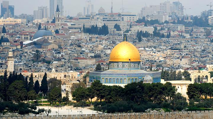 Иерусалим достанется русским. Иначе Конец света