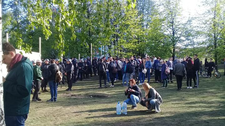 Участник штурма забора в Екатеринбурге пожаловался в ЕСПЧ вместо апелляции - СМИ