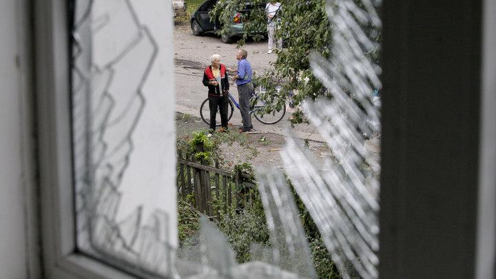 Вот вам и телемост: ВСУ обстреляли три посёлка, убита пожилая женщина