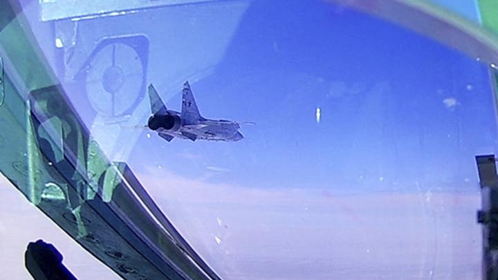 Ушли от преследования на скорости 2500 км/ч: МиГ-31БМ провели первый бой в ближнем космосе