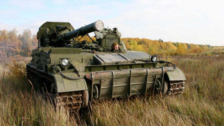 Российские артиллеристы напомнили, как стреляет самый мощный миномёт в мире. Это было громко