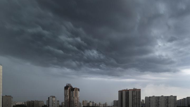 Штормовое предупреждение: Синоптики опять напугали ураганом жителей Ростовской области