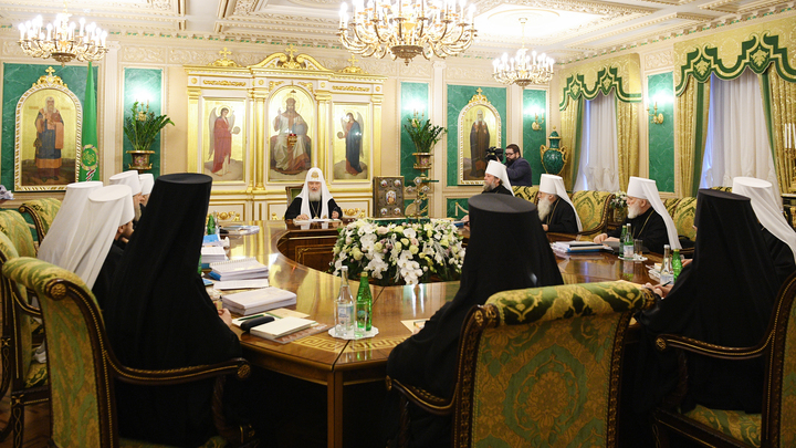 У Русской Церкви появились новые епархии - в Сингапуре, Таиланде и других странах