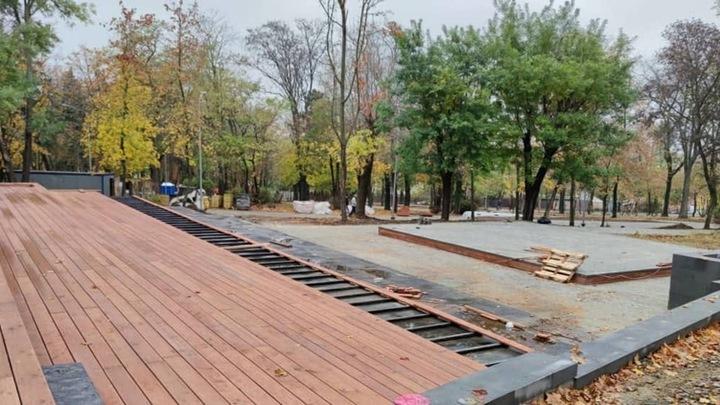 Мы не виноваты: Власти Ростова объяснили причины срывов сроков сдачи парка Собино и Зелёного острова