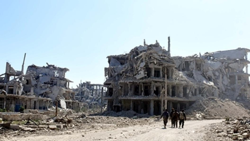 Сирийские военные игруппировка «Джейш аль-Ислам» возобновят переговоры вДуме