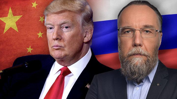 Александр Дугин: Трамп отказался от классической геополитики и поэтому не считает Россию врагом США