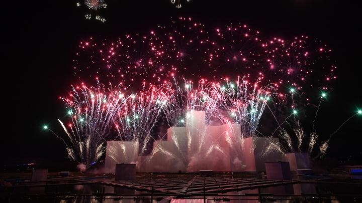 Россия - первая! На Международном фестивале фейерверков Ростех-2019 назвали победителя