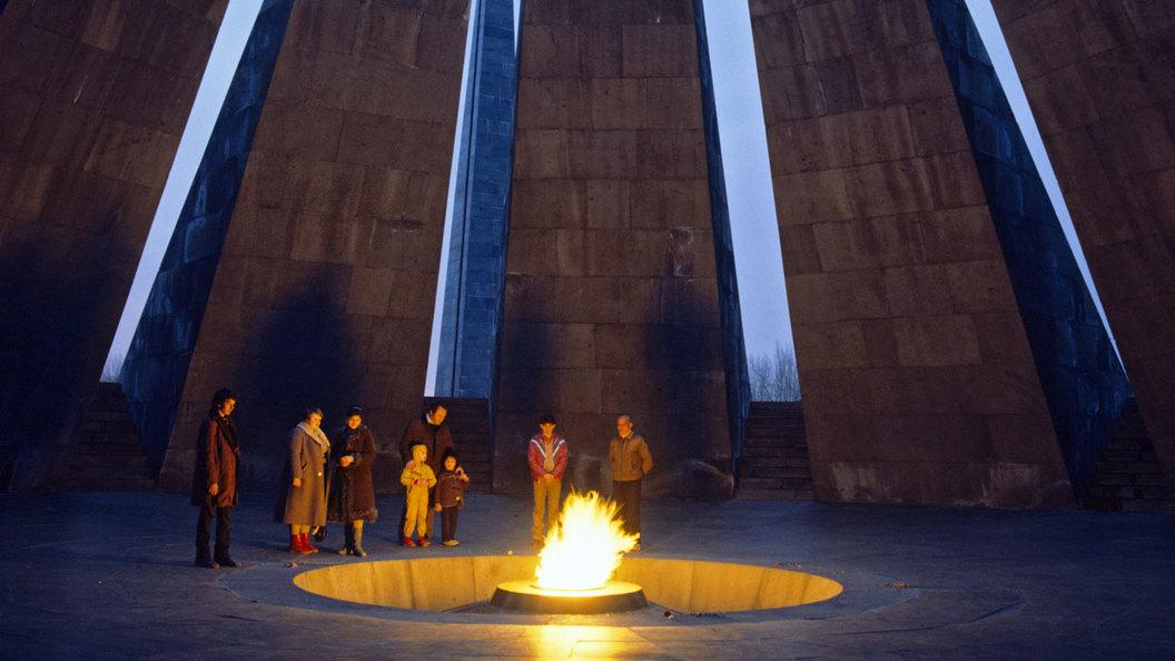 Один день в истории: геноцид армян младотурецким режимом Османской империи