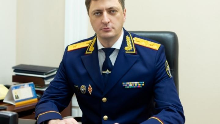 Андрей Маслов официально стал руководителем Следственного комитета Кубани