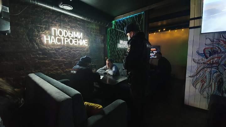 В Иванове за кальян и другие нарушения антиковидных регламентов закрыли лаунж-бар «Мажор»