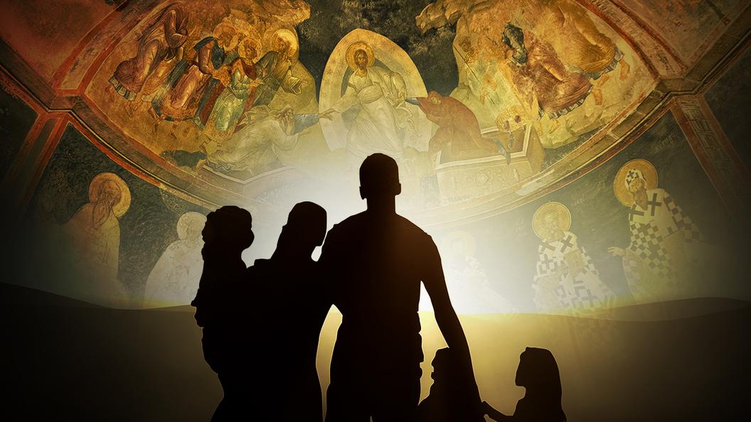 Христианская семья как путь к возрождению Империи