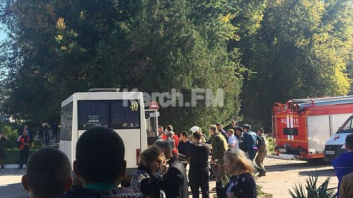 Угрозы украинского режима наводят на мысль о причастности Киева к взрыву в Керчи - Ганжара