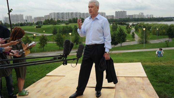 Если можно, без меня - Собянин попросил не назначать его премьер-министром