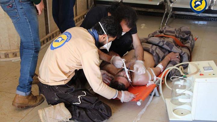 Балаган и инсценировка: Сирийский врач из Думы рассказал, как «Белые каски» организовали «химатаку»