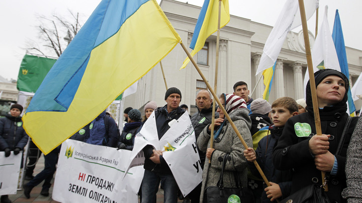 Сказ о том, как украинцы...: Англия потеряла украинское золото, а Киев просто решил не воевать