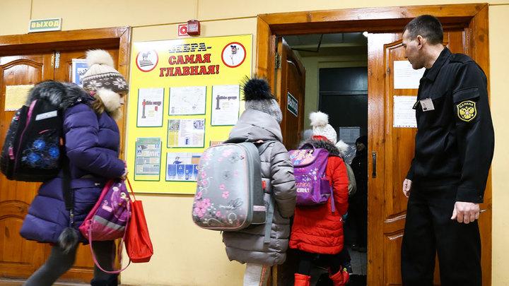 Все средства (не)хороши: Кому доверить охрану российских школ?