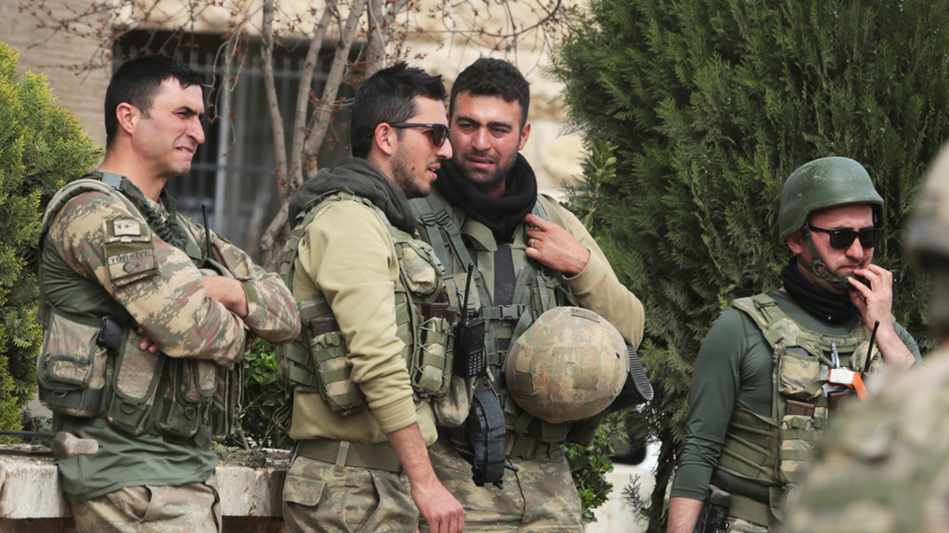 Желание России вернуть Африн Сирии вызвало удивление Турции