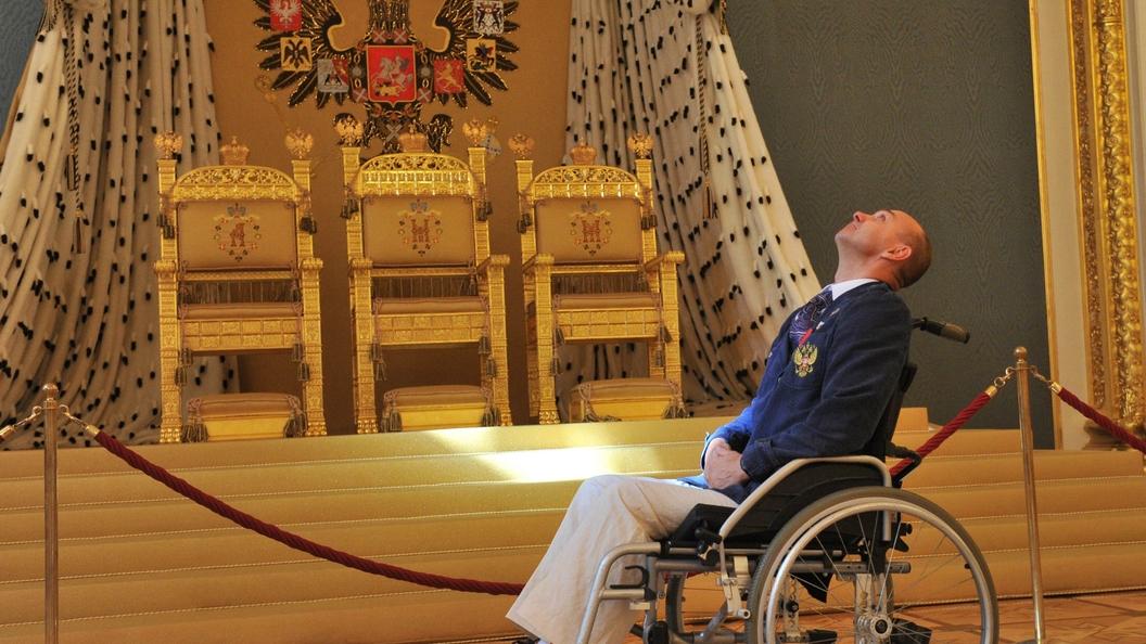 Санкции для паралимпийцев РФ: нифлага, нигимна, нигражданства