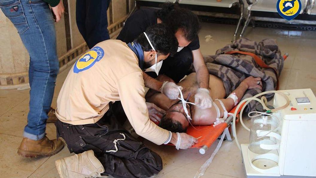 Госдеп США обвинил Сирию вразработке химоружия