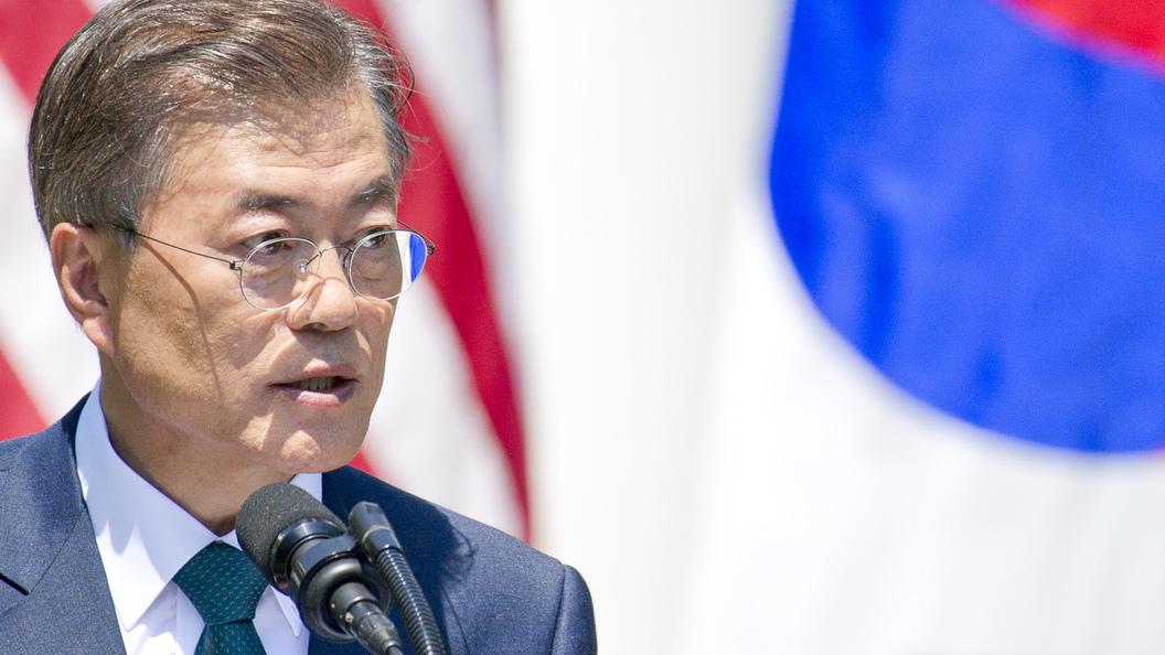 Южнокорейский президент назвал условия для диалога с КНДР