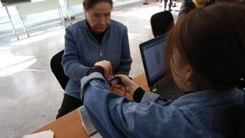 Наблюдатели на выборах в Киргизии: Такого технического оснащения нет даже в Европе