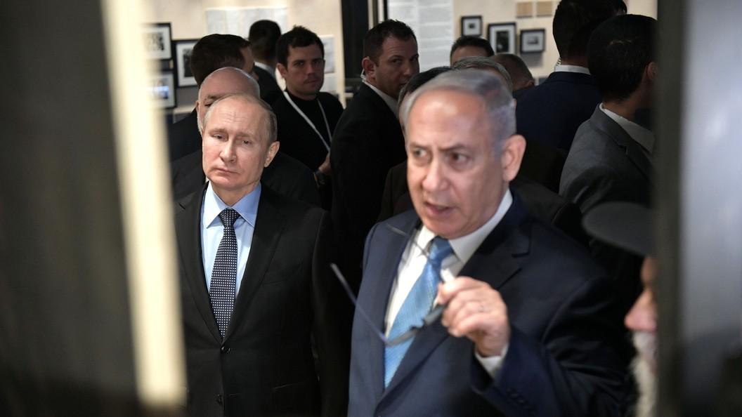 Нетаньяху подчеркнул особое значение встреч сПутиным поСирии