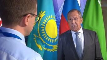 Глава МИД Лавров ответил на обвинения США в адрес России по делу Скрипалей