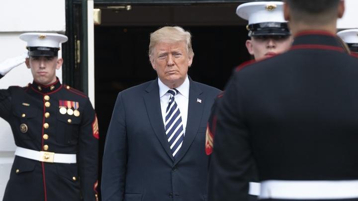 Трамп с трибуны ООН вновь указал Берлину на «зависимость» от России