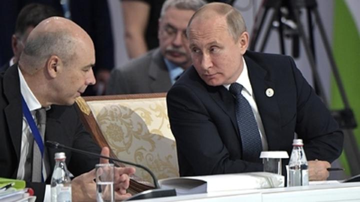 Силуанов эксплуатирует благорасположение Путина: Баранец от лица армии попросил защиты у президента