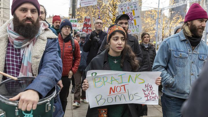 В Иране заявили о готовности равноценно ответить США на убийство Касема Сулеймани