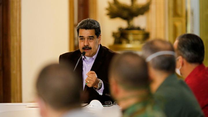 Мадуро рассекретил номер своего мобильного телефона на весь мир