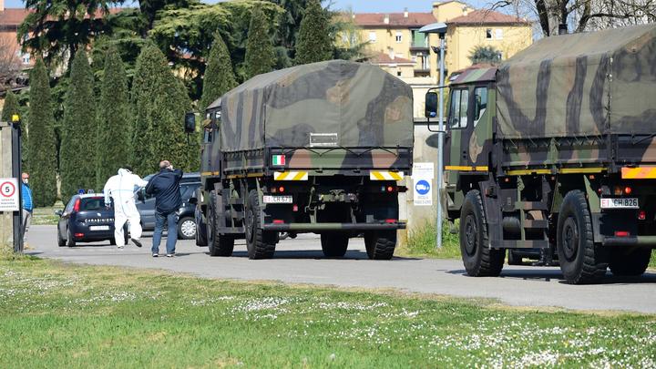 Привет, мой друг! Ситуация ухудшается: Итальянец сравнил обстановку в стране с воюющим Донбассом
