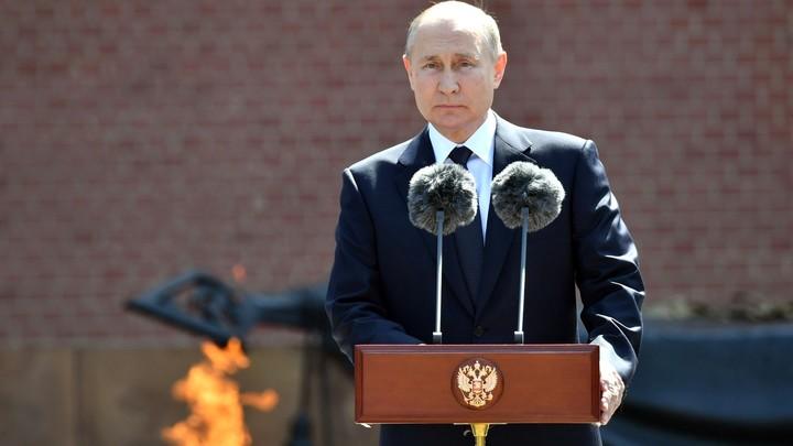 Россию хотели убрать с мировой карты: В Госдуме расшифровали статью Путина для Die Zeit