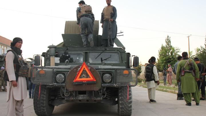 Сенатор рассказал о тактике России при захвате власти в Афганистане