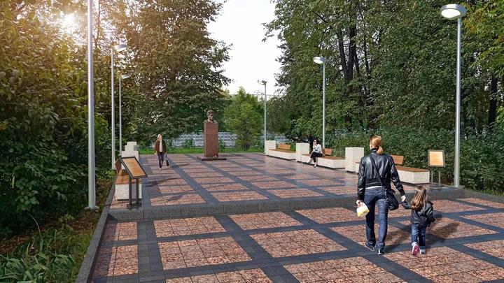На юго-востоке Москвы благоустроят скверы и пешеходные зоны