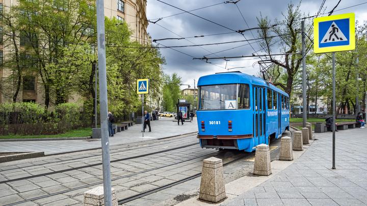 В Иркутске трамвай с отказавшими тормозами устроил массовое ДТП
