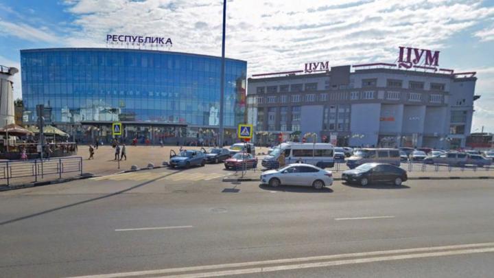 Благоустройство площади у Московского вокзала в Нижнем Новгороде начнётся в сентябре 2021 года