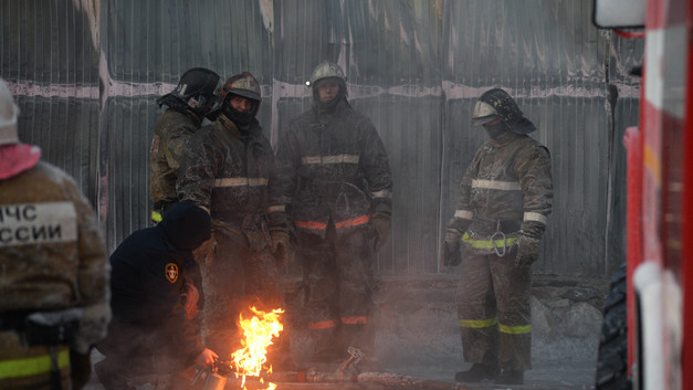 В мэрии Москвы отреагировали на взрыв в столичном кафе