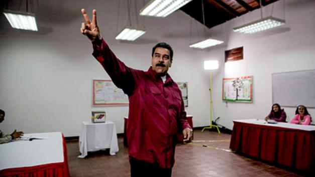 Мадуро поставил под ружье армию Венесуэлы, ответив на слухи о вторжении США